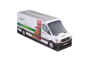 Truckbox Promotional Giftbox – Mercedes Benz Sprinter Van, Tulipa