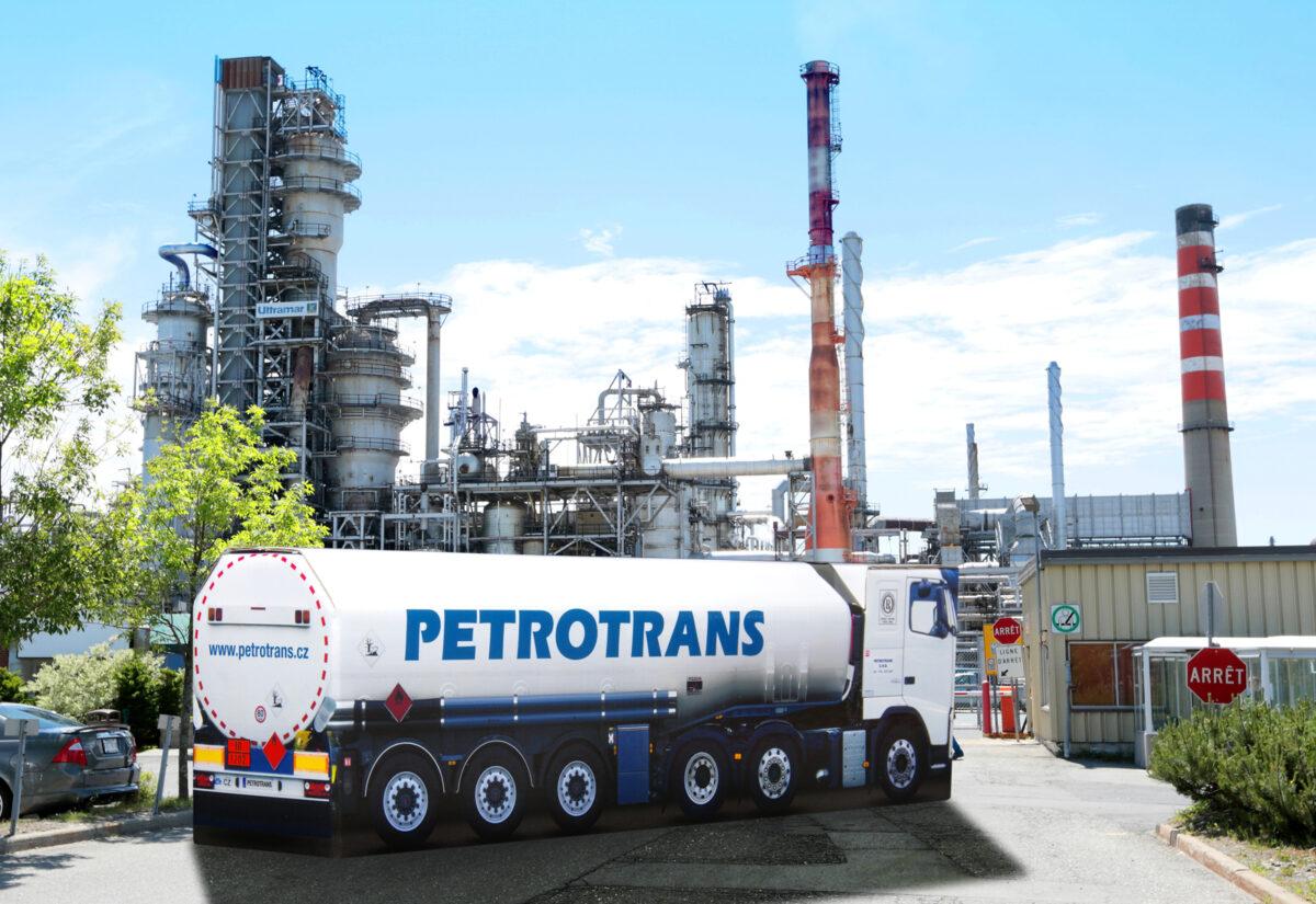 Truckbox Promotional Giftbox - Fuel Tank Truck - Petrotrans