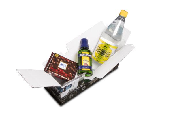 Truckbox Promotional Giftbox - Concrete Mixer