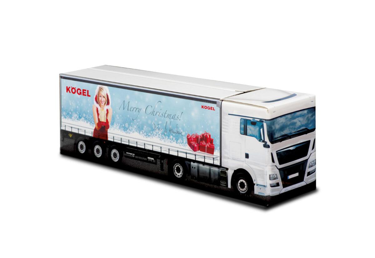Truckbox Promotional Giftbox – MAN Truck, Kögel