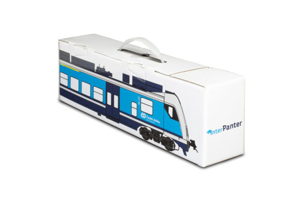 Truckbox Promotional Giftbox locomotive Train