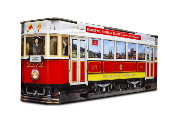Truckbox Promotional Giftbox - tram
