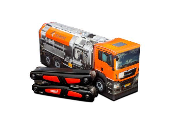 Truckbox Promotional Giftbox suction truck