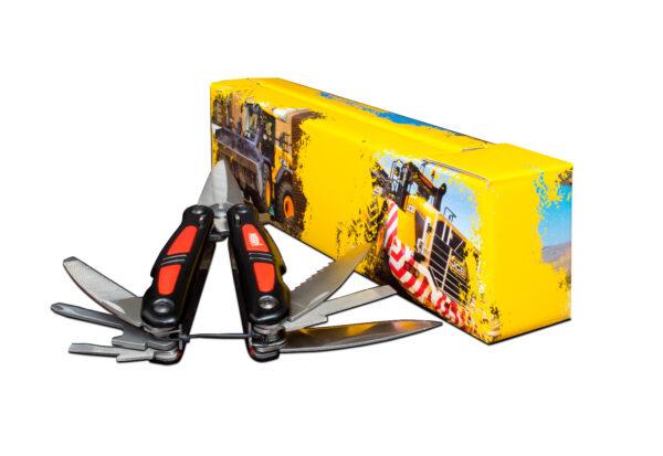 Truckbox Promotional Giftbox construction machines