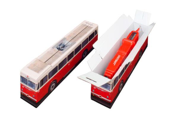 Truckbox Promotional Giftbox bus