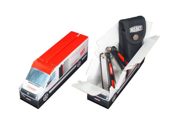 Truckbox Promotional Giftbox Van