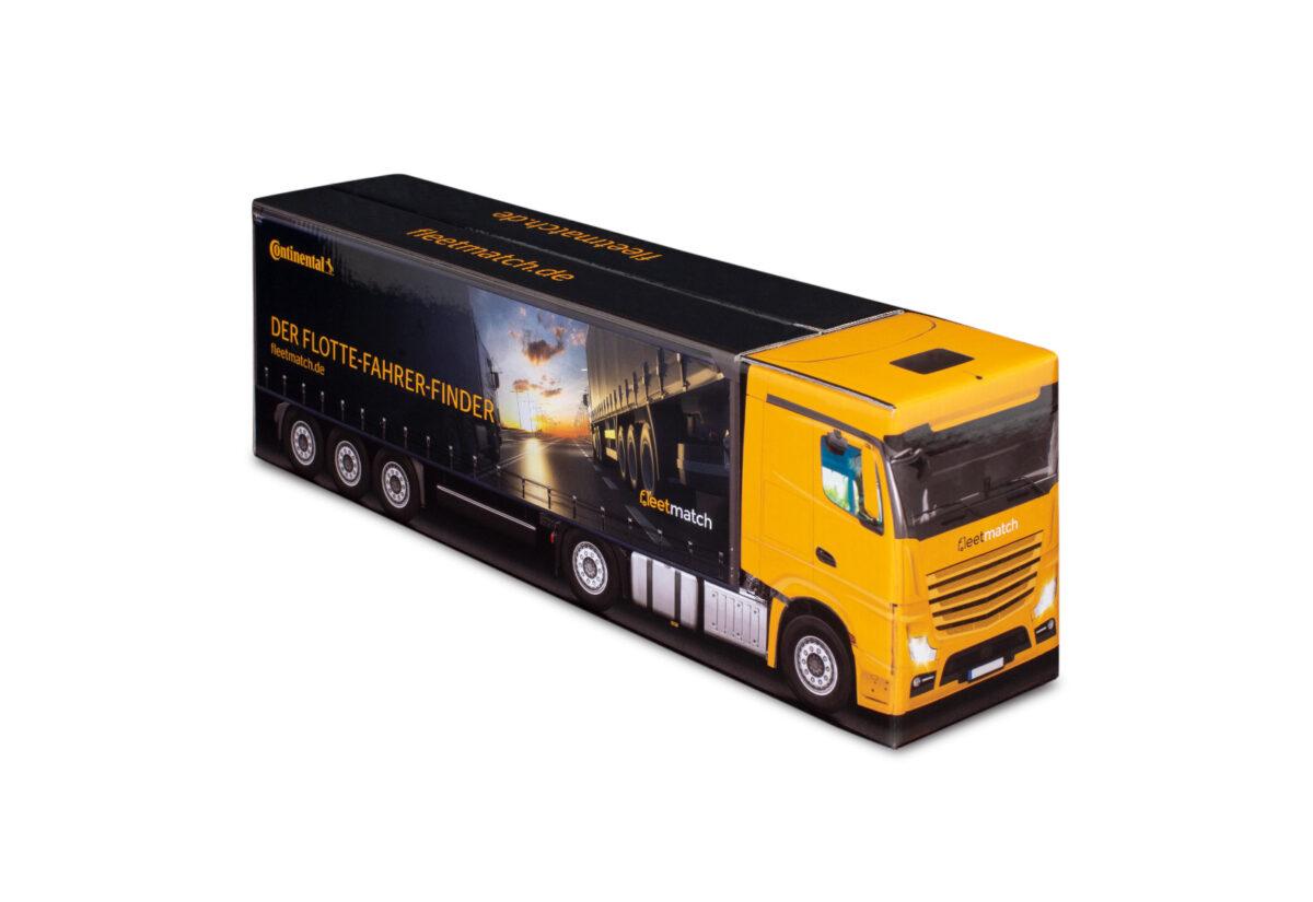 Truckbox Promotional Giftbox – Mercedes Benz Truck, Continental
