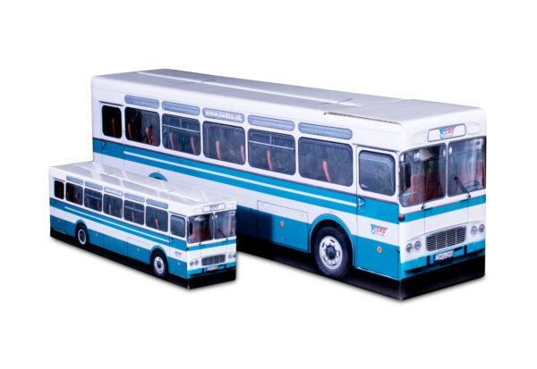 Truckbox Promotional Giftbox Bus Škoda ŠL 11 ČSAD, size Truckbox Plus & Mini