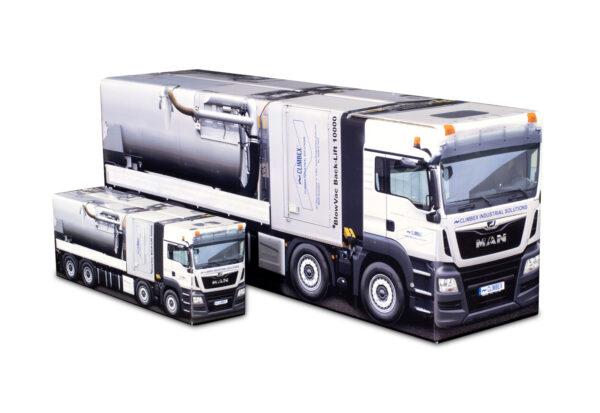 Truckbox Promotional Giftbox – Vacuum suction truck