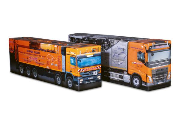 Truckbox Promotional Giftbox, – Vacuum & suction truck