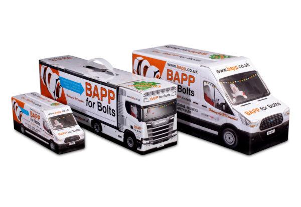 Truckbox Promotional Giftbox truck van