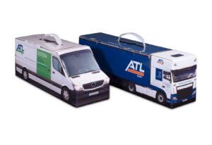 Truckbox Promotional Giftbox – Truck & Van, ATL Renting