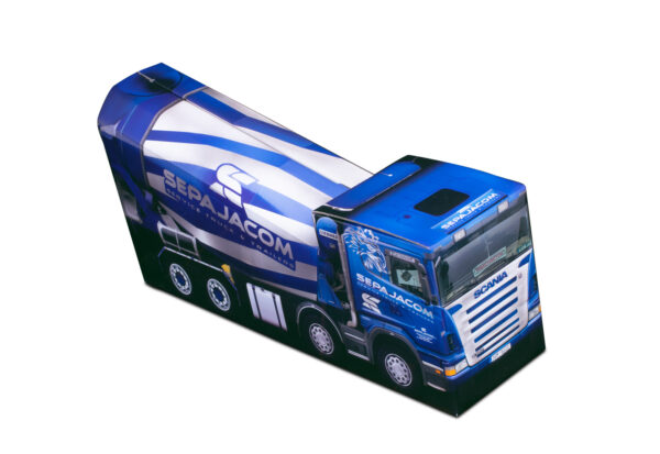 Truckbox Promotional Giftbox – Concrete Mixer, Scania