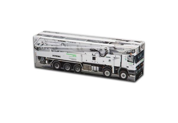 Truckbox Promotional Giftbox – Concrete Pump