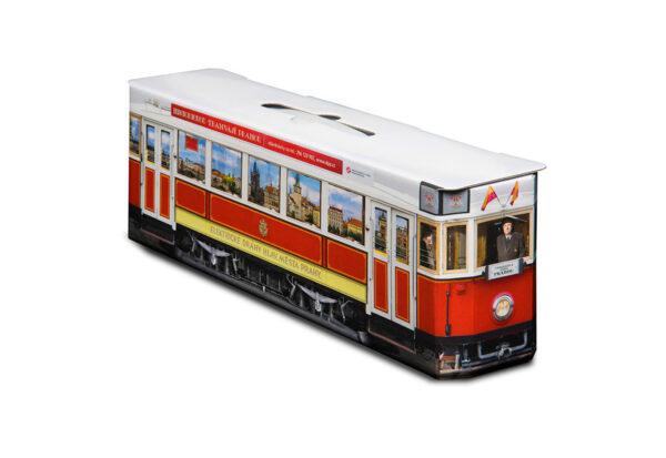 Truckbox Promotional Giftbox tram