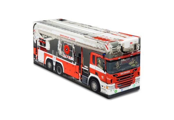 Truckbox Promotional Giftbox – Fire Truck, Scania