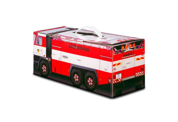 Truckbox Promotional Giftbox – Fire Truck, Tatra