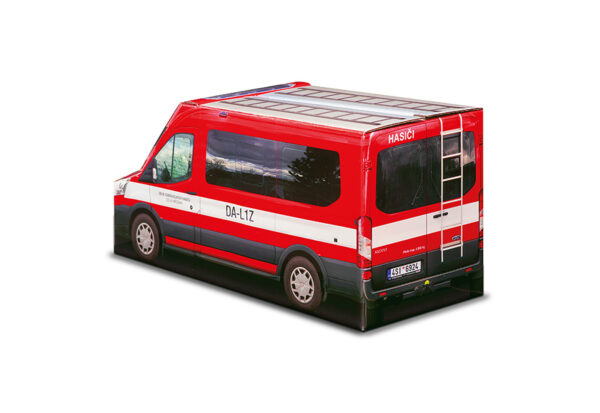 Truckbox Promotional Giftbox – Fire Truck, Ford