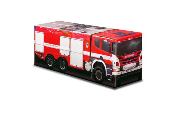 Truckbox Promotional Giftbox – Fire Truck