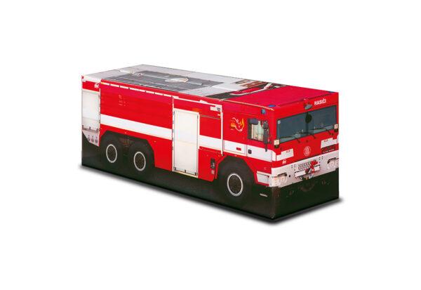 Truckbox Promotional Giftbox – Fire Truck Tatra