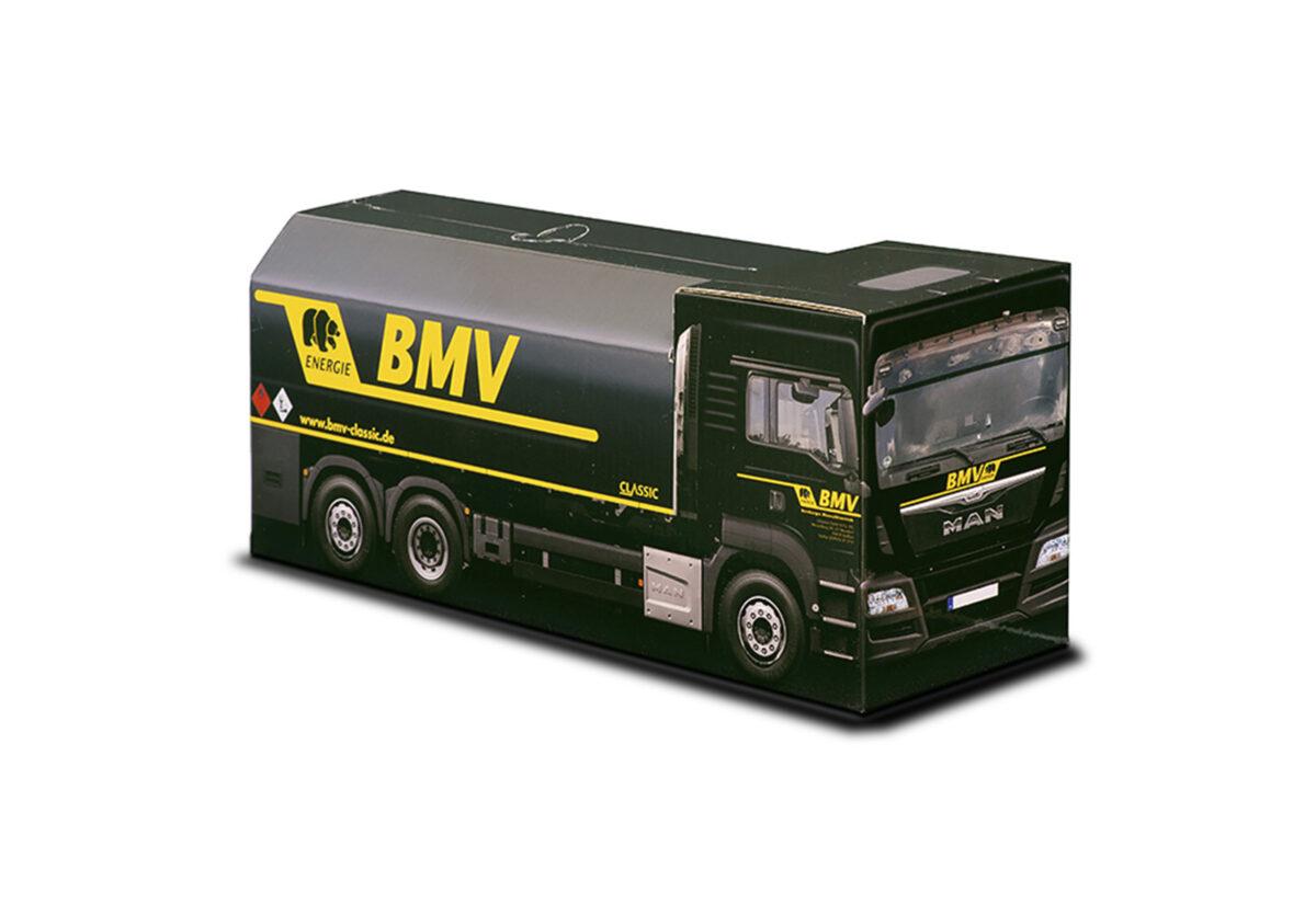 Truckbox Promotional Giftbox - Fuel Tank Truck MAN - BMV Energie
