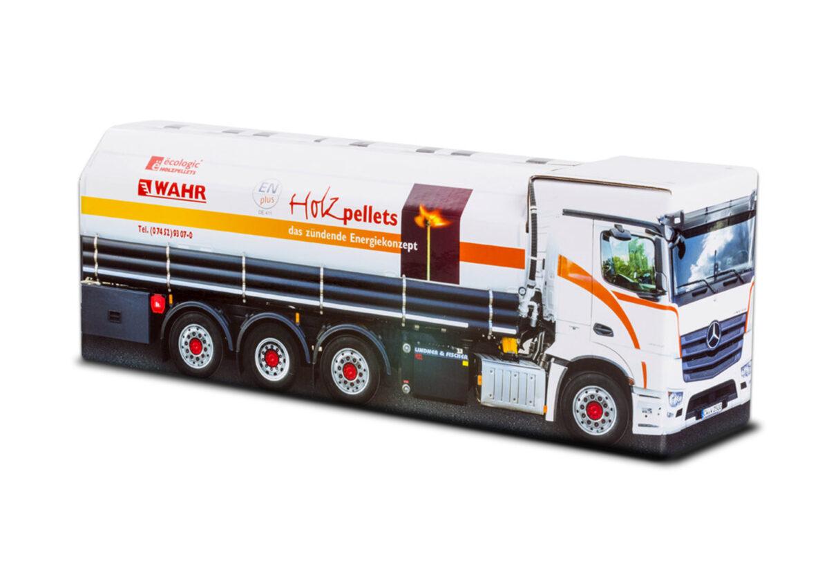 Truckbox Promotional Giftbox - Silo Truck Mercedes Benz - Wahr