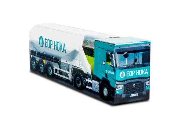 Truckbox Promotional Giftbox tank truck wine