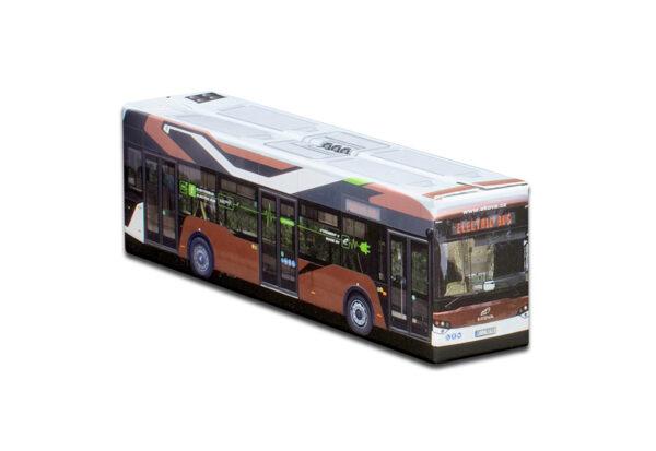Truckbox Promotional Giftbox Bus Ekova