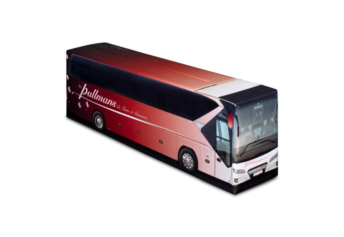 Truckbox Promotional Giftbox Bus Neoplan Tourliner