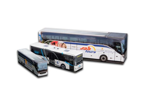 Truckbox Promotional Giftbox - Bus