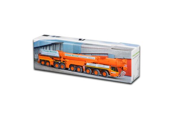 Truckbox Promotional Giftbox – Truck Crane Tomáš Novotný