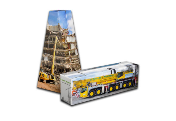 Truckbox Promotional Giftbox – Cranes