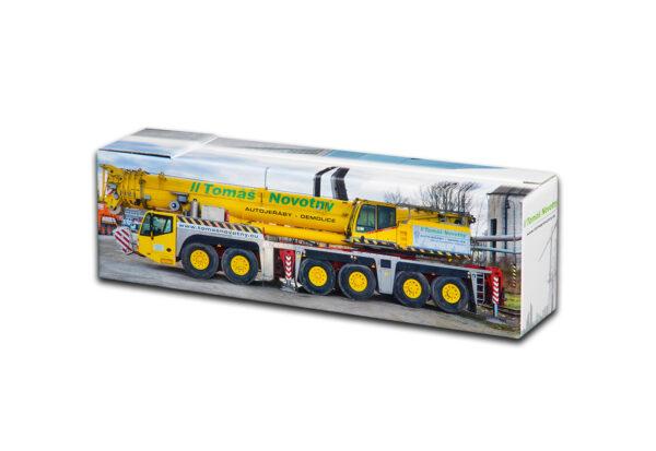 Truckbox Promotional Giftbox – Truck Crane