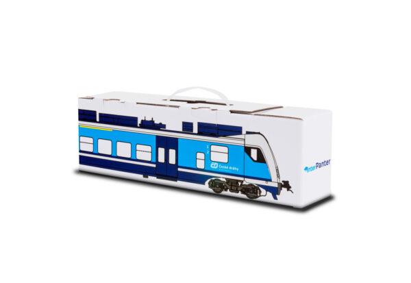 Truckbox Promotional Giftbox - Locomotive train
