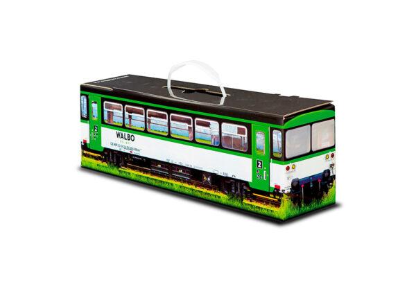 Truckbox Promotional Giftbox train