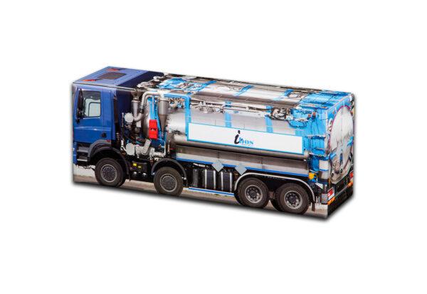 Truckbox Promotional Giftbox – Vacuum & suction