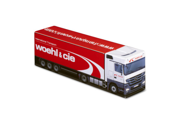 Truckbox Promotional Giftbox - Mercedes Benz