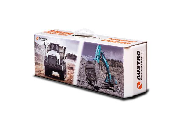 Truckbox Promotional Giftbox – Austro Baumaschinen