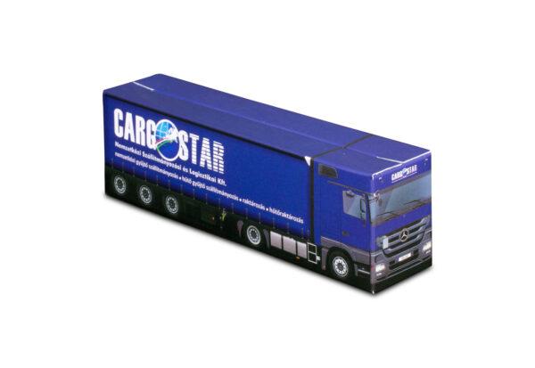 Truckbox Promotional Giftbox Truck, Mercedes