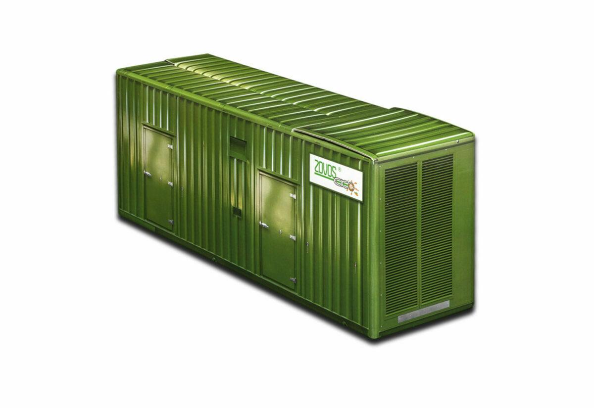 Truckbox Promotional Giftbox - Aggregate Container Zovos Eko