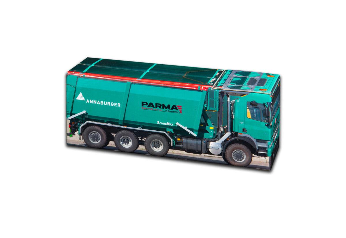 Truckbox Promotional Giftbox – Tatra Tipper Truck - Annaburger, Parma