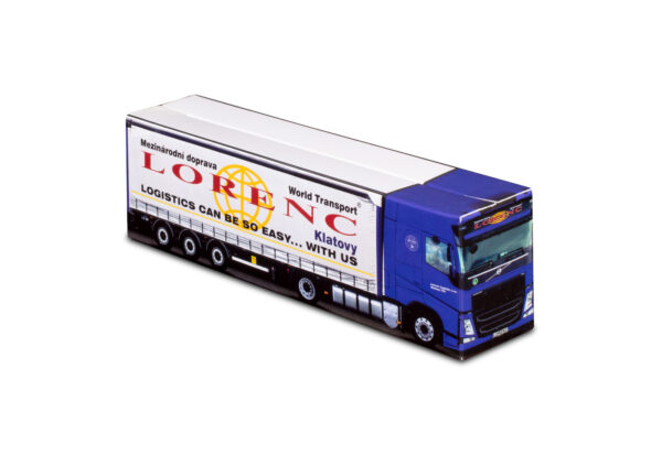 Truckbox Promotional Giftbox Volvo, Lorenc
