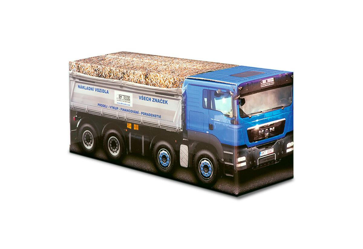 Truckbox Promotional Giftbox – Tipper Truck MAN