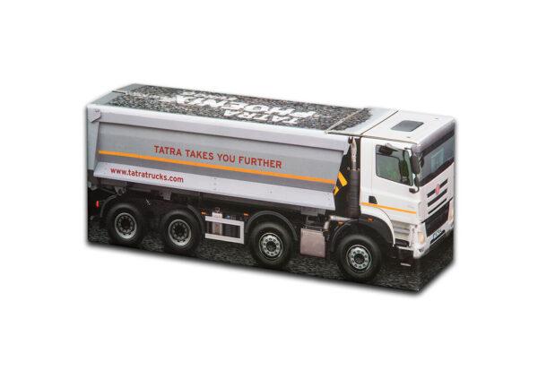 Truckbox Promotional Giftbox – Tipper Truck Tatra