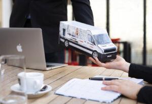 Truckbox Promotional Giftbox – VW Crafter Van, Junkers & Bosch