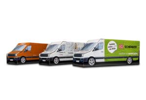 Truckbox Promotional Giftbox – VW Crafter Van