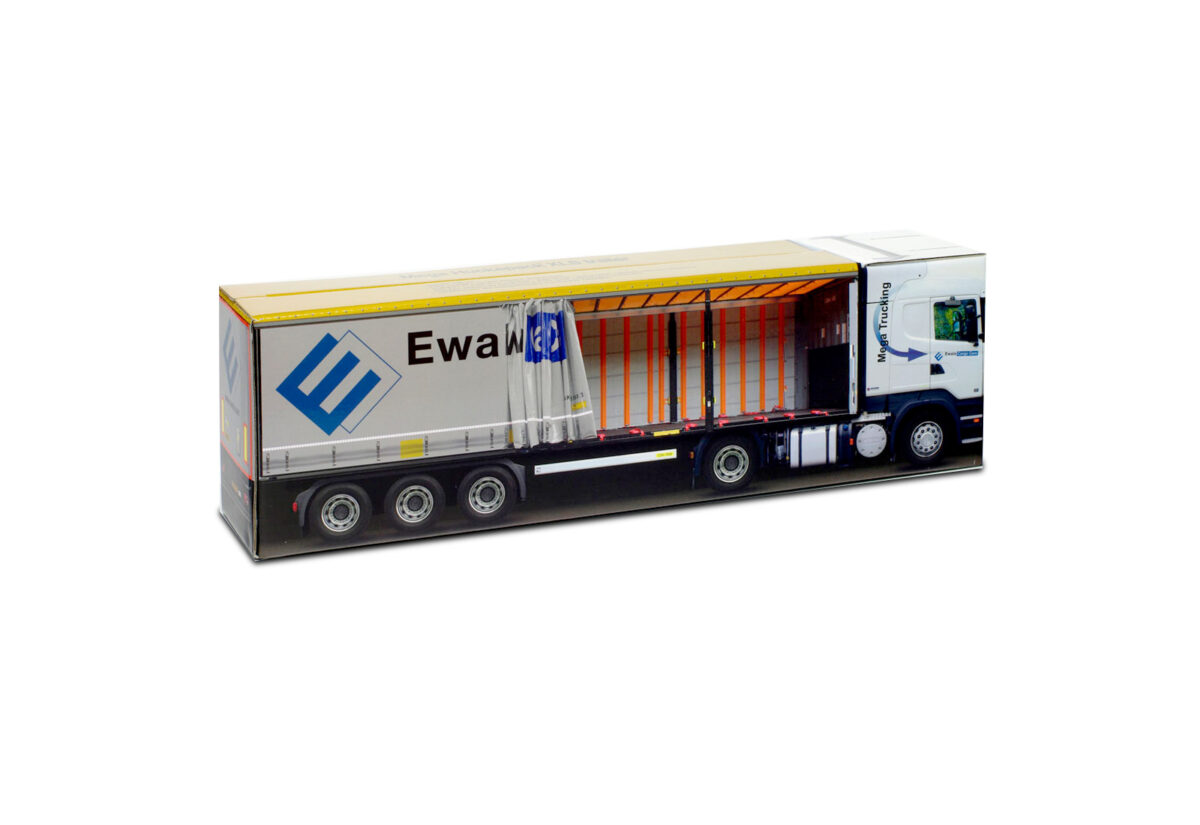 Truckbox Promotional Giftbox – Truck, Ewals Cargo