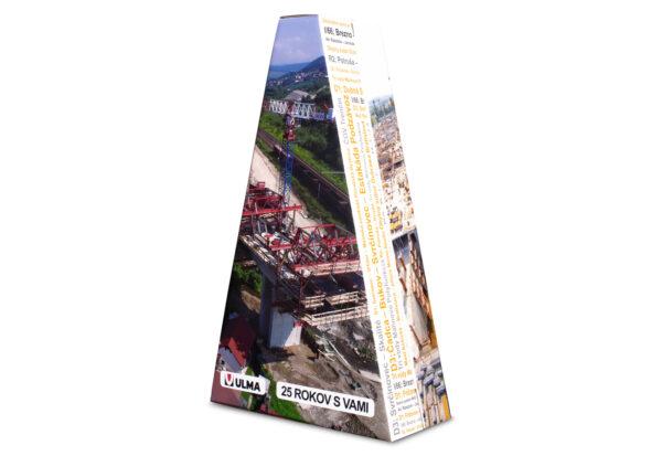 Truckbox Promotional Giftbox Triangle – Ulma