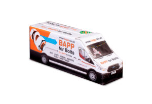 Truckbox Promotional Giftbox – Ford Transit Van, BAPP