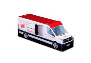 Truckbox Promotional Giftbox – VW Crafter Van, DAKON